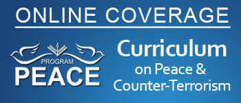Online Media Coverage Islamic Curriculum on Peace Launching